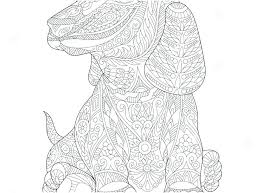 Dachshund Coloring Pages Printable Dachshund Coloring Pages