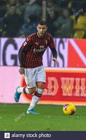 Theo Hernandez (Milan) during the Italian