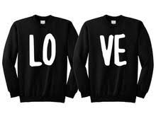 Sweatshirt for Couples in Love Promotion-Shop for Promotional ...