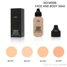 2019 new brand makeup face and body foundation foundation liquid 50ml foundation for oily skin full coverage foundation from sweet smile888 2 44 dhgate