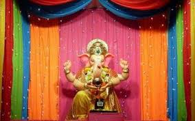 10 simple ganpati decoration ideas for your home part 1