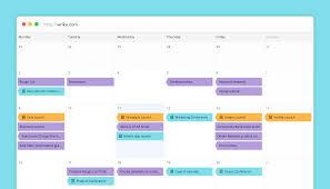 When To Use A Project Calendar Vs A Gantt Chart