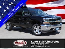 Black 2017 Chevrolet Silverado 1500: Used Truck for Sale in Houston ...