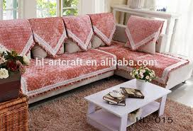 Cotton Picture More Detailed About New Arrival Huamu. 100 Cotton Rustic Sofa  Sets Cover . Luxury design ...