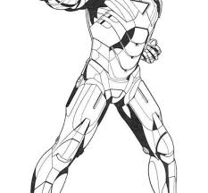 Iron Man Cartoon Coloring Pages Coloring Pages Iron Man Iron Man
