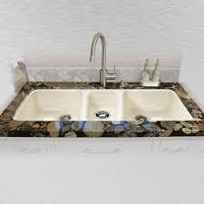 norths 798 um triple bowl undermount kitchen sink 42 x 19 x 8