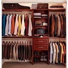 upc 075381308601 image for closetmaid closet organization impressions 25 in dark cherry closet kit