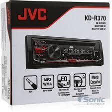 jvc kd r370 wiring diagram jvc image wiring diagram jvc kd r370 single din in dash cd am fm car stereo w detachable