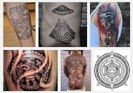9 Krásné Mayské Tetování Vzory A Významy Punditschoolnet