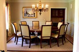 Dinning Room Table Set Round Dining Room Sets For 6