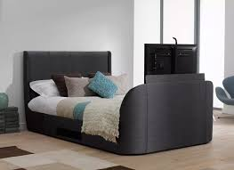 Uncategorized bed with inbuilt tv purecolonsdetoxreviews home design tv beds  double king size with time4sleep york