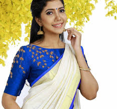 Boat Neck Blouse Designs For Saree 41 Striking Boat Neck Blouse Designs For Sarees Bling Sparkle