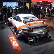 New Mid-Engine Porsche 911 RSR [1080x1080] - see http://www ...