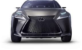 Концепт LF-NX | Lexus Россия