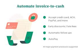 Automatic Invoice Generator Custom Invoiced AR Automation QuickBooks App Store