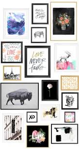 this is an awesome round up by creativeindex of great prints to buy as gifts on wall decor prints with how to hang a gallery wall the right way pinterest diy wall