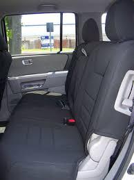 honda pilot seat covers middle seats