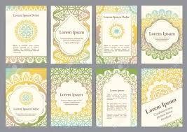 Greek Templates Vector Templates With Mandala Based On Ancient Greek Islamic