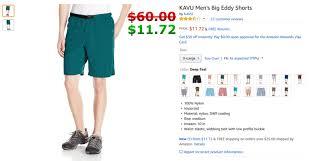 Kavu Size Chart Kavu Big Eddy Short Athletic Shorts Deep Teal A Better