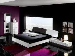 purple modern bedroom designs. Bedroom: Purple Black Wall Paint Color Feats With Modern Bedroom Ideas And  Dark Parquet Floor Purple Modern Bedroom Designs E