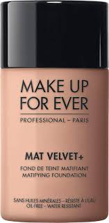 amazon make up for ever mat velvet matifying foundation no 15 alabaster 1 01 oz foundation makeup beauty