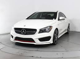 Price details, trims, and specs overview, interior features, exterior design, mpg and mileage capacity, dimensions. Used 2015 Mercedes Benz Cla Class Cla250 Sport Plus Sedan For Sale In Hollywood Fl 103206 Florida Fine Cars
