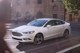 Ford Fusion Sedan Stylish Midsize Sedans  Hybridsand - Ford fusion exterior colors