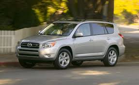 Toyota RAV4 Limited 4WD V-6 – Road Test – Car and Driver