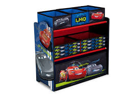 Disney Cars Fan Stand Display Case Amazon Delta Children MultiBin Disney Princess Toy 71