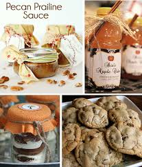 Fall Homemade Treats for Gifts with Free Printable Tags. Perfect for  Thanksgiving hostess gifts.