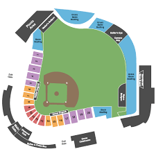 Security Bank Ballpark Seating Charts For All 2019 Events