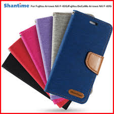 <b>PU Leather Flip Case</b> For Fujitsu Arrows NX F-02H Case For Fujitsu ...