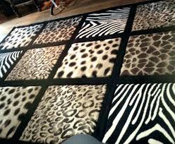 leopard print rugs photo 2 of 4 animal rug pink runners zebra cheetah large stencil tattoo