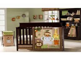 kids line jungle walk 9 piece crib bedding set kids line babies for bed for baby