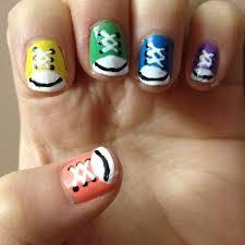 Simple Nail Art Designs To Do At Home Cute Nail Ideas Simple Nail ...