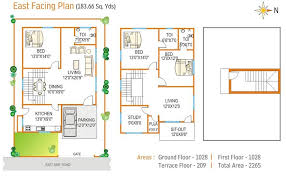 east facing house plan according to vastu elegant 1200 sqft east facing duplex house plans homes