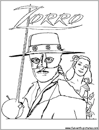 Dessins Coloriage Lone Ranger Imprimer Voir Le Dessin Zorro Cheval