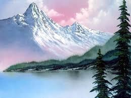 12 bob ross paintings