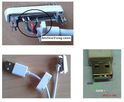 usb wiring diagram cable wiring diagrams database schematic iphone 4 usb cable wiring jodebal com