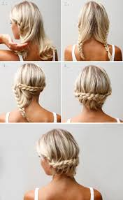 Lace Hair Style 43 best peinados images hairstyles make up and braids 6995 by wearticles.com