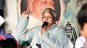 vish prasad with lalu prasad yadav out bihar govt lends support to rival cab