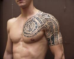 The 100 Best Chest Tattoos For Men Improb