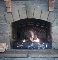 marietta ga fireplace blower install