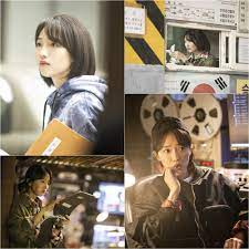"""SBS's Upcoming Drama """"Taxi Driver"""" Releases First Look At Pyo Ye Jin In  Hacker Role"""