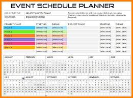 Event Planner Excel 8 Event Planner Spreadsheet Excel Business Opportunity Program