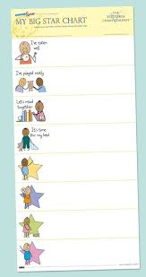 Buy Kids Reward Chart My Big Star Reward Chart 1yr