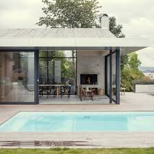 architecture design for home. Skapa Updates Prefabricated Norwegian Seafront House With Glazed Walls Architecture Design For Home
