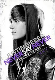 Small Picture El pster de la pelcula de Justin Bieber revelado en Twitter