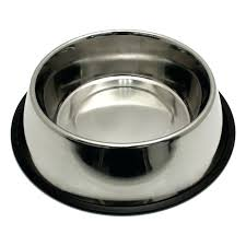 glass dog bowl large stainless steel no tip dog food water bowl approx within plans 4