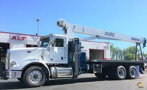 New 2019 Manitex 26101c 26 Ton Boom Truck Crane For Sale